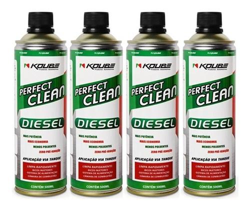 kit 4 perfect clean diesel koube