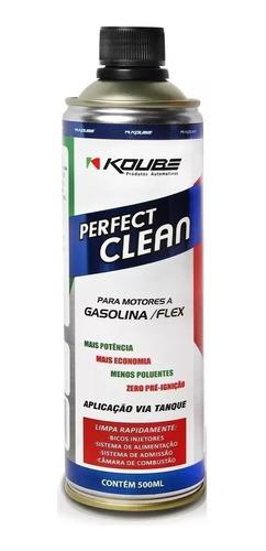 kit 4 perfect clean flex + 1 nanotech 1000 koube