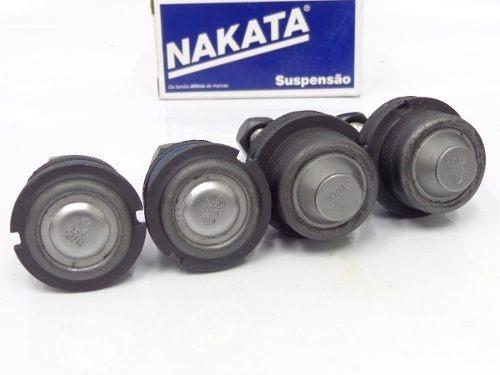 kit 4 pivos fusca - 2 inferior + 2 superior nakata n111 n112