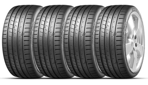 kit 4 pneu kumho aro 19 235/35r19 91y ecsta ps91