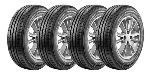 kit 4 pneus 165/70r13 kelly edge touring goodyear 83t