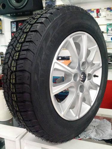 kit 4 pneus 175/70 r14 remold desenho pirelli scorpion atr