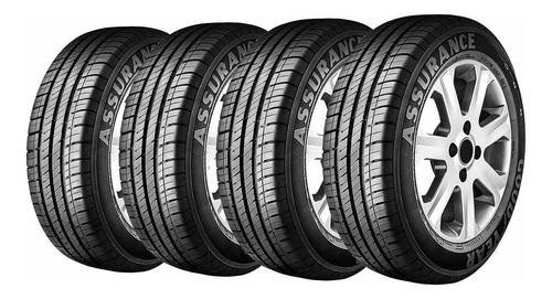 kit 4 pneus 175/70r14 goodyear assurance 88t