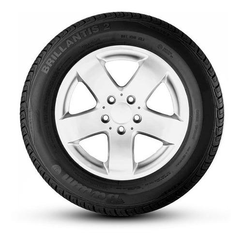 kit 4 pneus 185/70r14 brillantis 2 barum 88h by continental