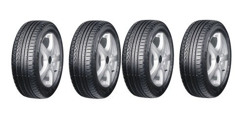 kit 4 pneus 205/55 r16 91w viking protech || - continental