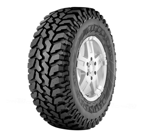 kit 4 pneus 265/75r16 firestone destination mt23 112/109q