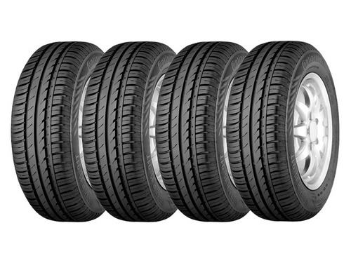 kit 4 pneus aro 14 165/70 r14 85t continental apr601301e