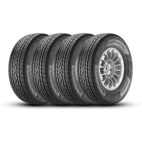 Kit 4 Pneus Continental 225/65r17 102h Conticrosscontact Lx2