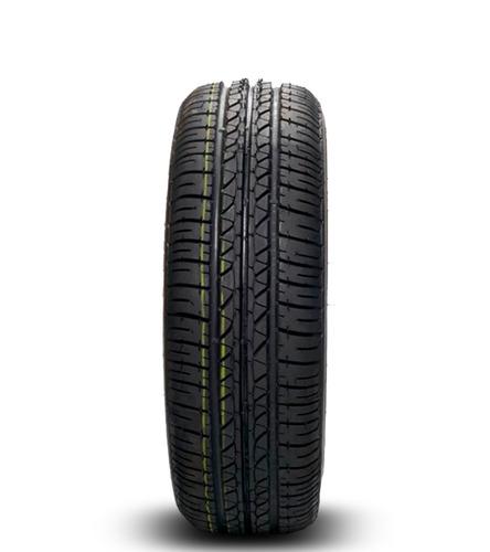 kit 4 pneus remold 175/65/14 strong novo +nf