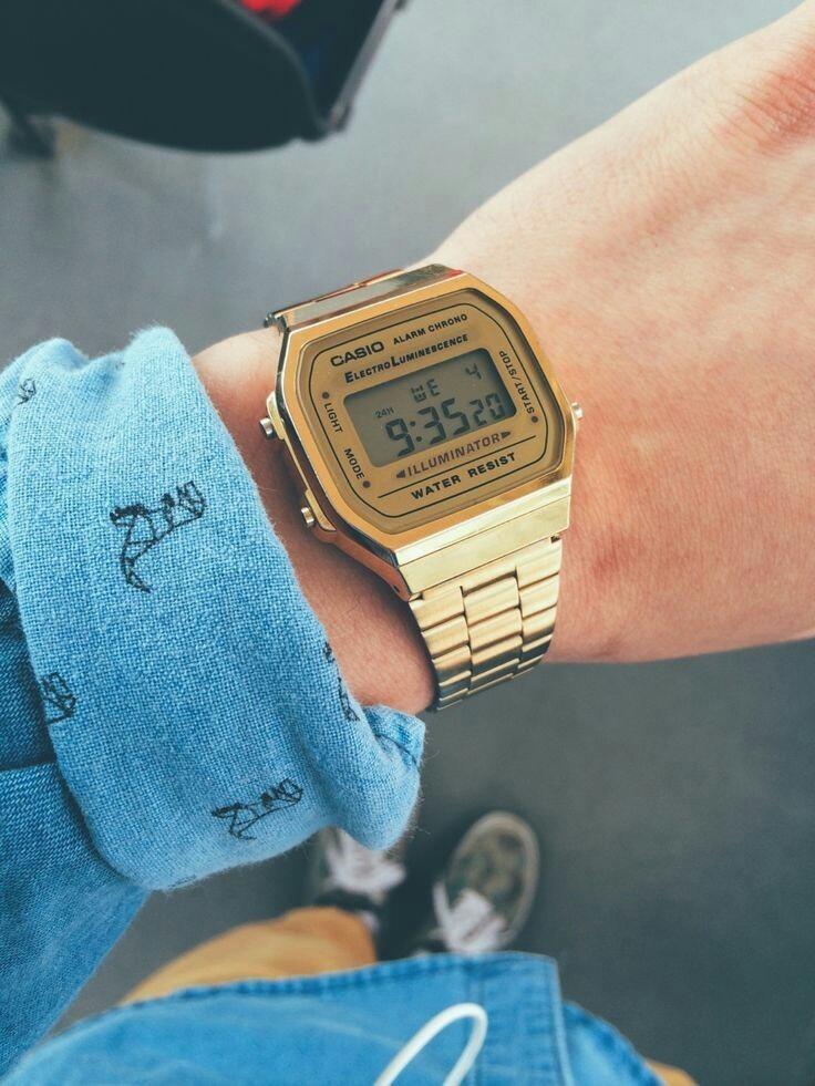 062d3b30acf1 kit 4 relógios casio retro vintage promoção. Carregando zoom.