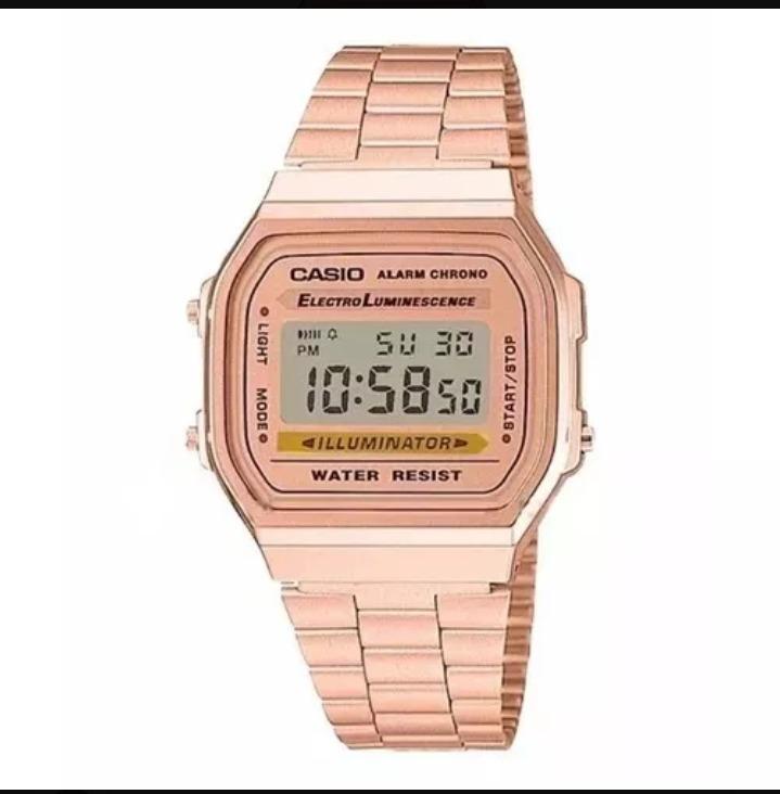 82e75ae193b0 Kit 4 Relógios Casio Retro Vintage Promoção - R  88