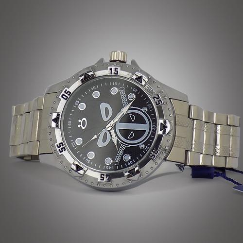 kit 4 relógios masculino originais dourado prata + caixa