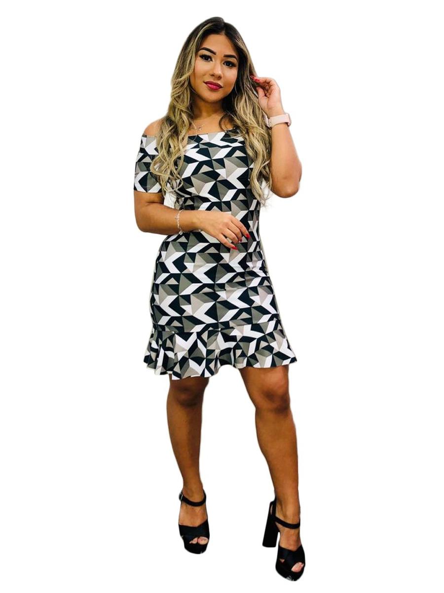 10f968373a41 kit 4 revenda atacado roupa feminina vestido promocao natal. Carregando  zoom.
