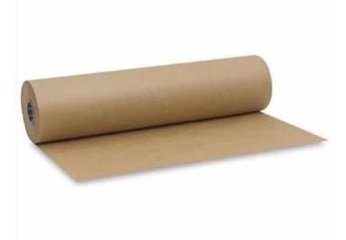 kit 4 rolos de papel 45cm + 4 rolos papel de 60cm semi kraft