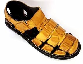 68643c37bb Biqueira Fechada Homem Feminino Sandalias - Sapatos no Mercado Livre ...