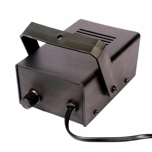 kit 4 strobos led rgbw sequencial luz de festa 110-220v