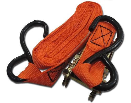 kit 4 sunchos crique cinta amarre zunchos traka 5 mt x 2,5