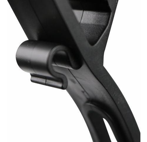 kit 4 suporte de bateria clamp para microfone e percussão
