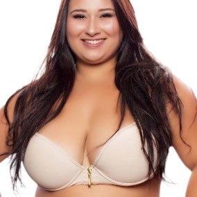 4ffc8a354 Sutia Costas Nua Plus Size - Moda Íntima e Lingerie no Mercado Livre ...