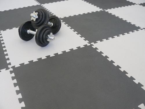 kit 4 tatame eva 1x1 10mm - placa tatame eva para lutas