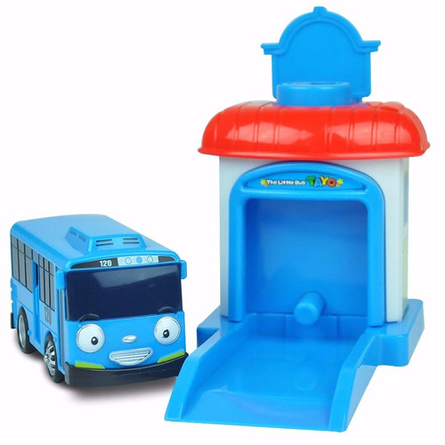 kit 4 tayo original  the little bus onibus tayo brinquedo