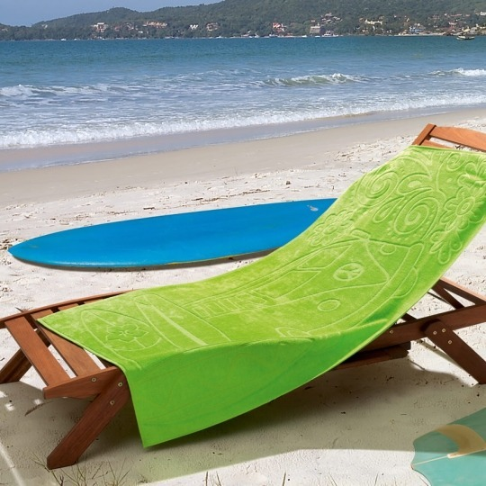 59b8bb710 Kit 4 Toalha Praia E Piscina Gigante 100% Algodão - 420 G/m2 - R ...