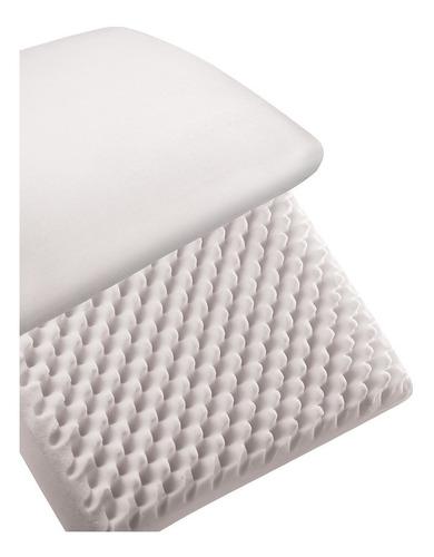 kit 4 travesseiros nasa up3 visco antiácaro super oferta