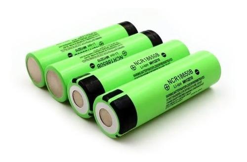 kit  4 unidades  baterias panasonic 18650 0iginal 18650
