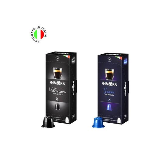 kit 40 cápsulas café compatíveis nespresso