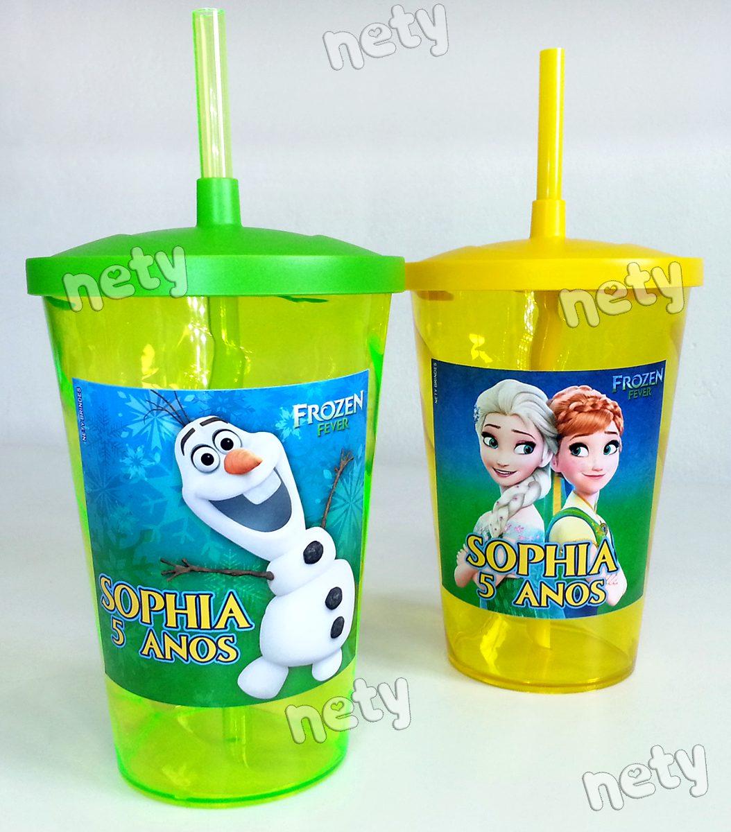 Rótulo lata e leite Frozen Febre Congelante · Festa Frozen FeverAniversário  ...