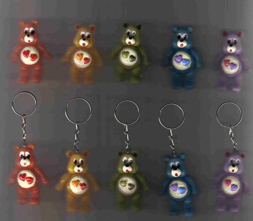 kit 40 lembrancinhas  ursinhos carinhosos  chaveiros ou imãs