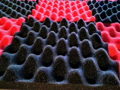 kit 40 paneles espuma acustica calidad y densidad colores envio gratis msi