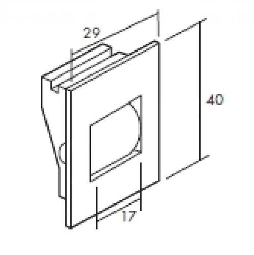 kit 40 passacinta pasacinta passa cinta persianas