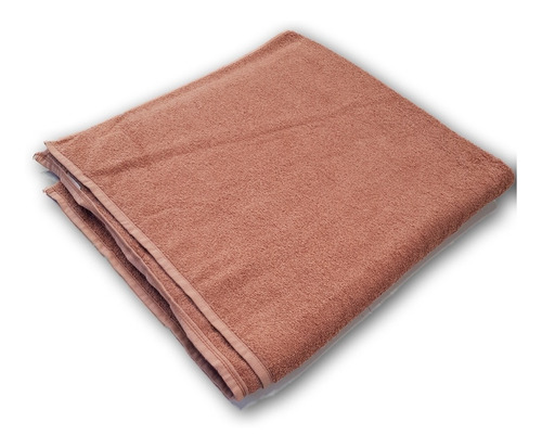 kit 40 piezas toalla torzal 100% algodón beige 80x170 cm