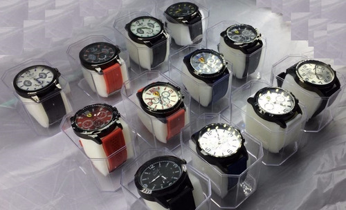 kit 40 relógios masculino atacado revenda frete gratis