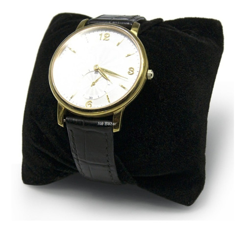 kit 40 unidades mini almofada relógio - 8cmx8cm