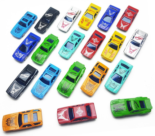 kit 45 carrinhos carro mini car carrinho alumínio plástico