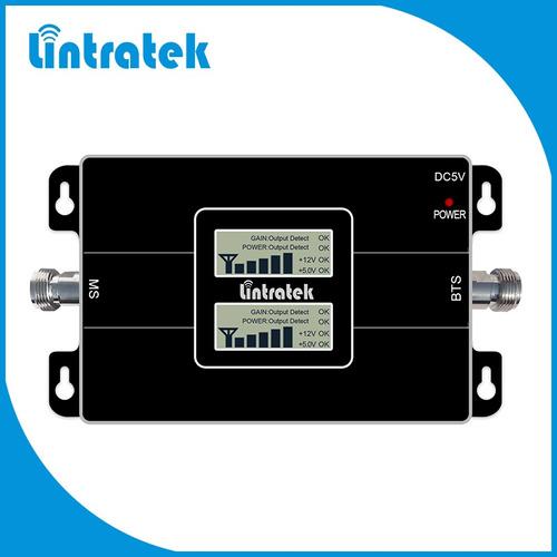 kit 4g 3g 2g repetidor amplificador señal celular alto poder