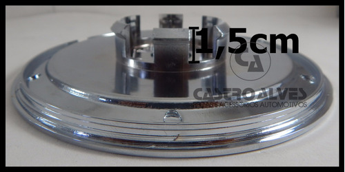kit 4pçs calota roda audi a8 scorro s172  s181 gm grafite cr