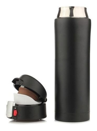 kit 4x squeeze garrafa termica 500ml academia camping fitnes
