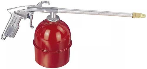 kit 5 accesorios para compresor de aire con tacho de metal