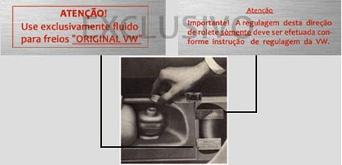 kit 5 adesivos vw fusca 1965 - padrão original