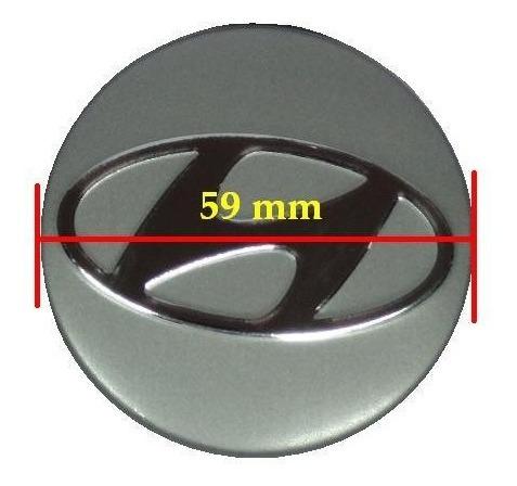 kit 5 aplique + 1 calotinha roda hyundai i30 cromada 09/12