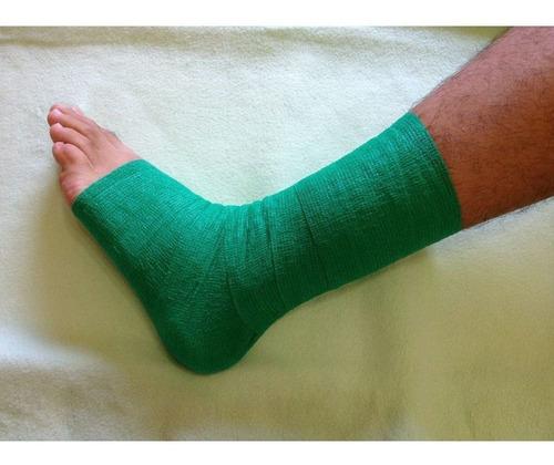 kit 5 bandagens elástica flexível tipo - coflex