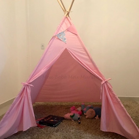 9434cce4dd7c90 Kit 5 Barracas Tenda Infantil Festa Do Pijama Decorar