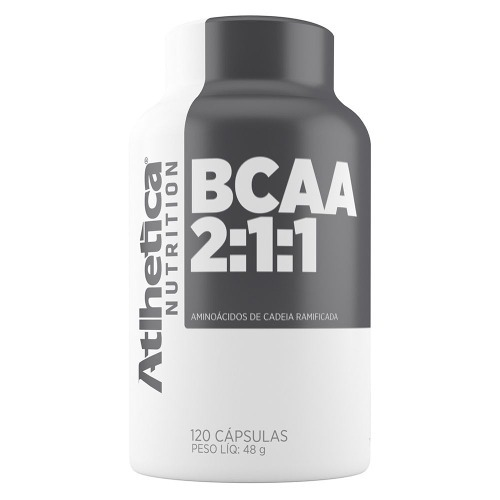 a5ae965e7 Kit 5 Bcaa 2 1 1 + 5 Creatina - Atlhetica - Nova Embalagem - R  183 ...