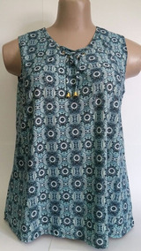 db346c9640 Blusas Plus Size Baratas - Blusas Feminino no Mercado Livre Brasil