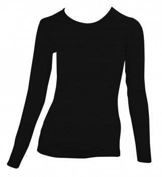 kit 5 blusa de manga comprida em viscolycra frete gratis