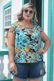 185d8c69bb Blusas Femininas Atacado Goiania - Blusas Feminino no Mercado Livre ...
