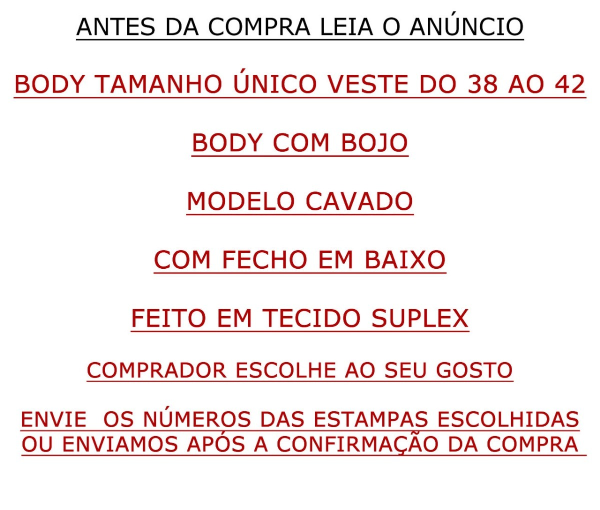 38d75e0b299a2 Kit 5 Body Feminino Com Bojo Cavado Em Suplex Bori Atacado - R  100 ...